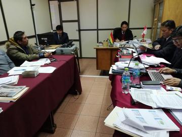 """Viceministro dice que se actúa con """"drasticidad"""" contra alcalde del MAS"""