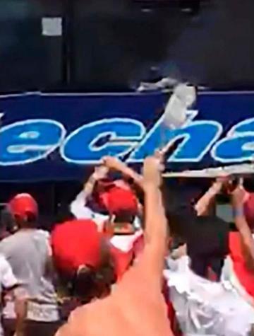 Queda libre el agresor al autobús de Boca Juniors