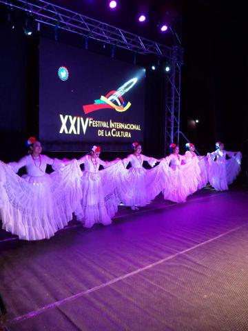 Potosí disfruta del festival de danza