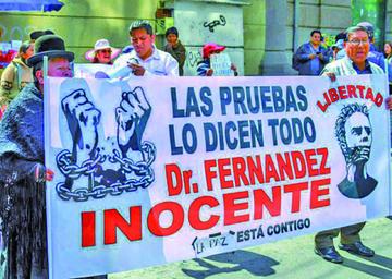 Caso Alexander: procesan a más de 10 funcionarios y a seis jueces