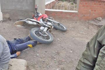 En 72 horas dos jóvenes mueren en accidentes con motocicletas