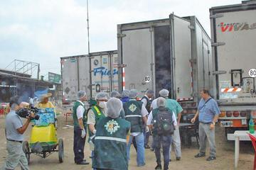 Aumenta control para frenar el contrabando de alimentos