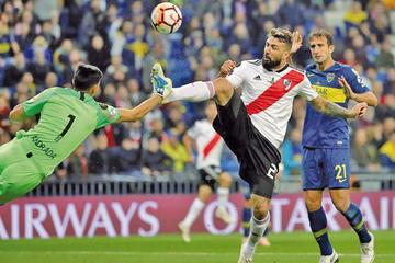 River Plate se corona campeón de la Copa Libertadores