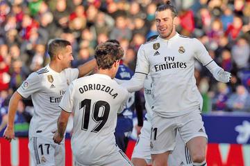 Real Madrid sufre para vencer a Huesca