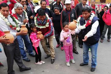 Alcalde invierte 2.8 millones de bolivianos en un parque