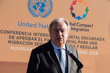 Países aprueban en la ONU un acuerdo acerca de la migración