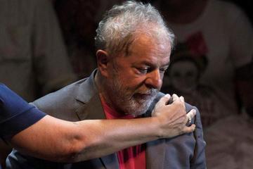 Partidos progresistas solicitan  la libertad del expresidente Lula