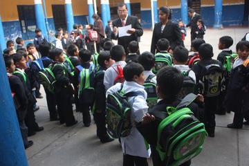 Los directores distritales analizan la gestión en las unidades educativas