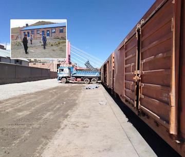 Proyecto de ley municipal define mover área de carguío de mineral
