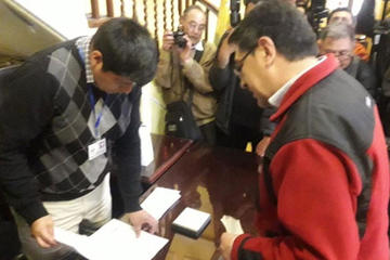 Primarias: 1.7 millones de militantes votarán