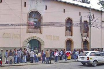 Los niños serán evacuados progresivamente de la cárcel de San Pedro