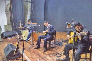 Homenajean a los artistas bolivianos en concierto