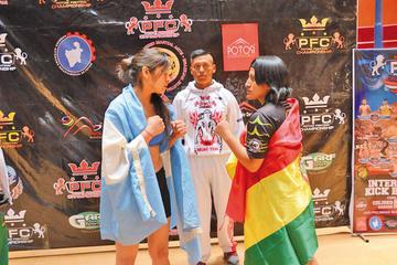 La Villa Imperial alberga el torneo de kick-boxing K-1