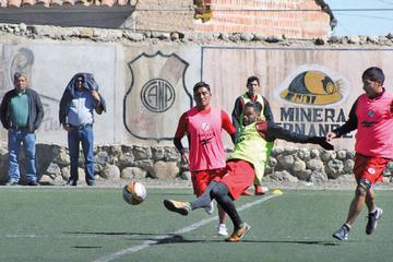 Nacional Potosí ultima detalles para recibir al Tigre de Achumani