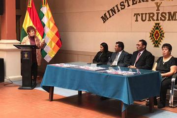 Culturas presenta el sexto festival internacional Tupiza