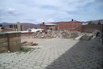 La demolición para construir hospital llega al 50 por ciento