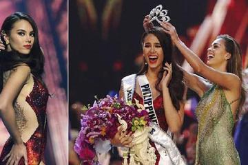 Filipina es elegida la más bella y se corona como la nueva Miss Universo