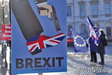 El Parlamento británico votará en enero si se va o no de la UE