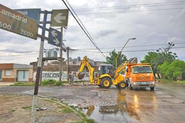 El temporal en Argentina deja fuertes lluvias y suma dos muertos más