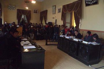 Ampliarán escuela en Huari Huari en Distrito 15