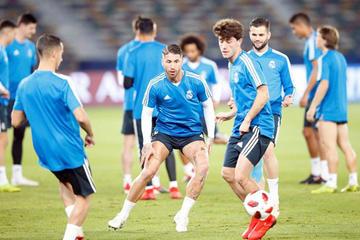 Real Madrid se mide a Kashima