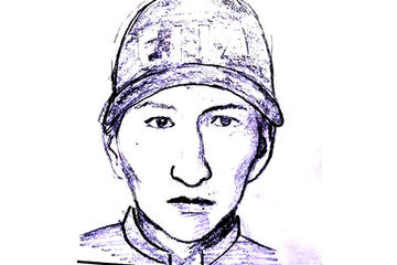 Difunden identikit del asesino de un transexual