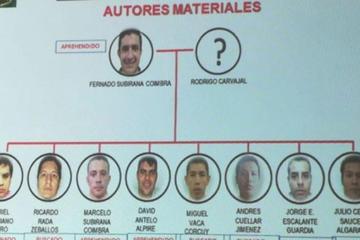 La Policía identifica a 10 autores del ataque al TED de Santa Cruz
