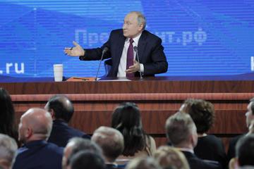 Putin acusa a EE.UU. de subir el  riesgo de desatar guerra nuclear