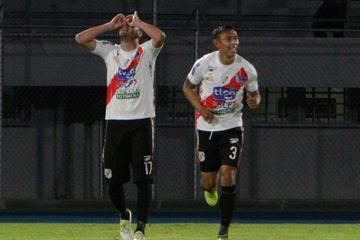 La banda roja enfrentará a Zulia FC de Venezuela en la Sudamericana