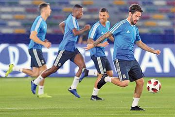 Real Madrid y Al Ain luchan por el título