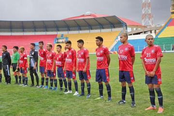 Potosí quiere recuperar terreno en la Copa Bolivia
