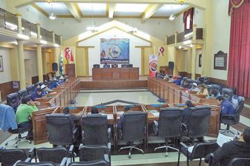 Gobernador, alcalde y concejales no cobrarán segundo aguinaldo