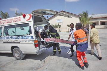 Dos explosiones dejan 12 personas fallecidas  en la capital de Somalia