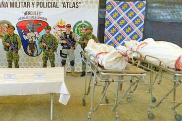 Matan al asesino de reporteros en operativo militar en Colombia
