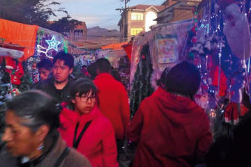 Se dinamiza el comercio ante la proximidad de la Navidad