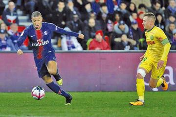 Mbappe devuelve a la victoria a París Saint Germain en la Ligue 1 de Francia