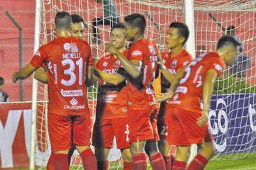 Guabirá y Royal Pari abrirán la Copa Sudamericana