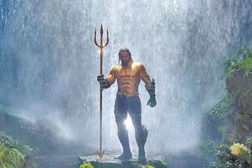 Aquaman quiere reventar taquilla