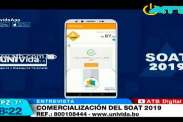 Habilitan diez bancos en Potosí para adquirir el SOAT del año 2019
