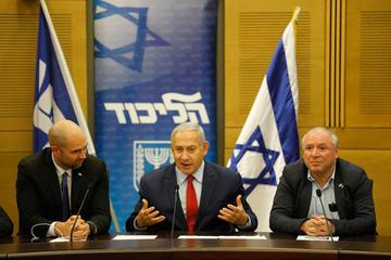 Israel anuncia el adelanto de los comicios electorales para 2019