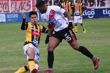 Colombiano Harold Reina es pretendido por The Strongest