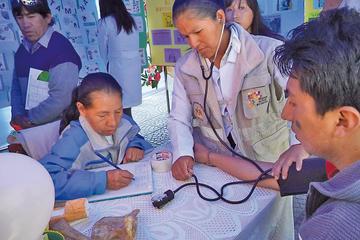 Seguro Universal de Salud prevé llegar al 51 % de la población
