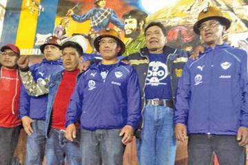 Critican el apoyo de la COB al partido de Evo Morales