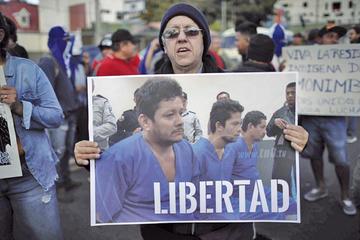 """Varios opositores en Nicaragua son acusados por """"terrorismo"""""""