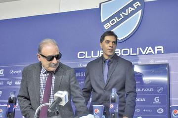 Bolívar busca reforzar la última línea para el 2019