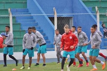 Nacional Potosí hará pruebas  a jugadores juveniles