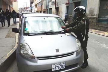Quieren revertir dinero de las infracciones de  tránsito para Potosí