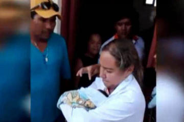 Denuncian negligencia médica por muerte de madre y su hijo
