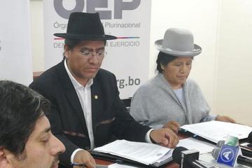 Registrarán votantes bolivianos en cuatro países
