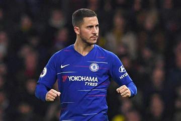 Eden Hazard evita el tropiezo de Chelsea en Watford